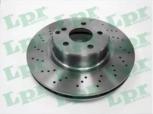 M2733V LPR/AP Тормозной диск