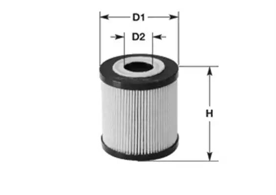 152071758815 MAGNETI MARELLI Масляный фильтр