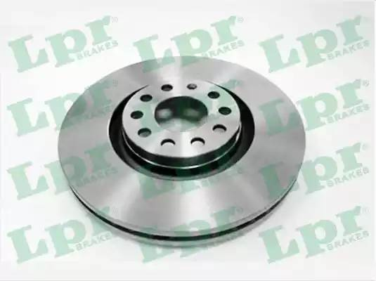 A1561V LPR/AP Тормозной диск