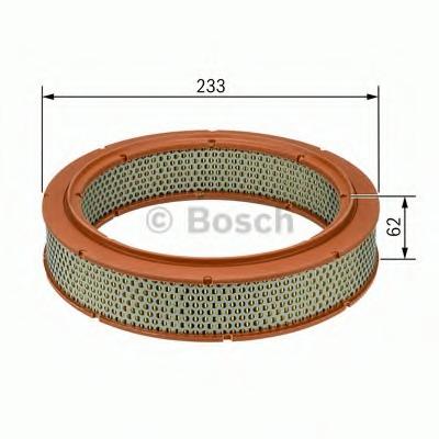 1457432108 BOSCH Воздушный фильтр
