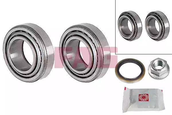 713619010 FAG Комплект подшипника ступицы колеса