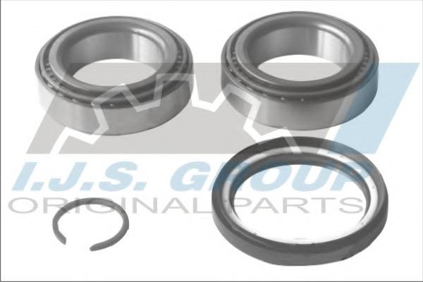 Комплект подшипника ступицы колеса IJS 101373