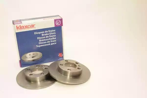 25705Z KLAXCAR Тормозной диск