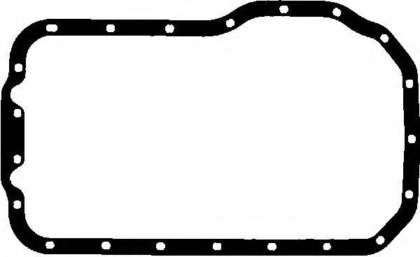 713340900 REINZ Прокладка, маслянный поддон