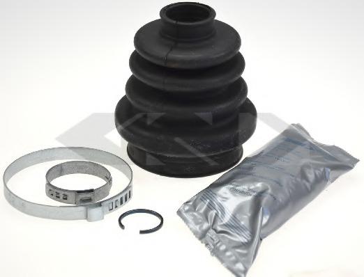 300536 GKN (LOEBRO) Комплект пылника, приводной вал