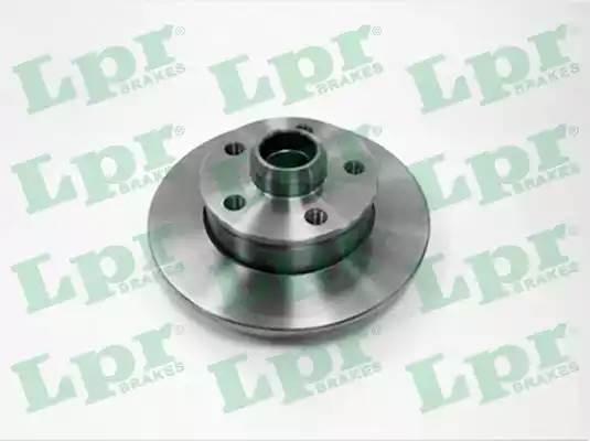 V2243P LPR Тормозной диск