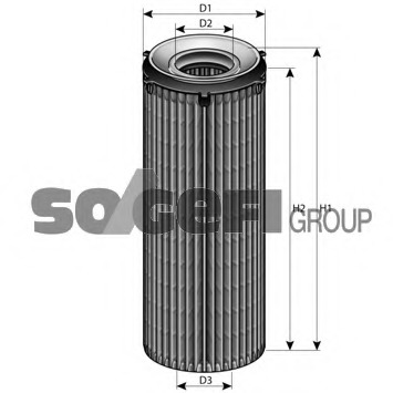 Масляный фильтр ALLIED FRAM CH11473ECO