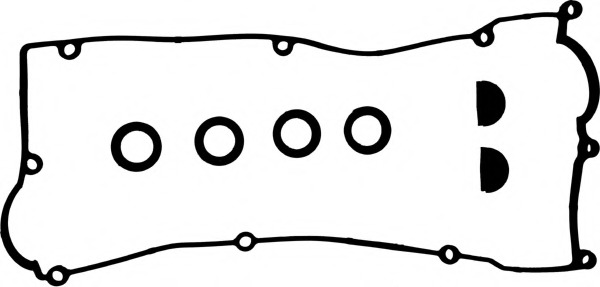 V9006900 GLASER Прокладка клапанной крышки двс (к-т)