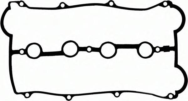 X8330201 GLASER Прокладка, крышка головки цилиндра