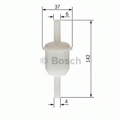 Топливный фильтр BOSCH 0450904149
