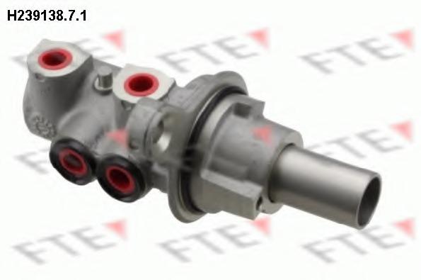 H23913871 FTE AUTOMOTIVE Главный тормозной цилиндр