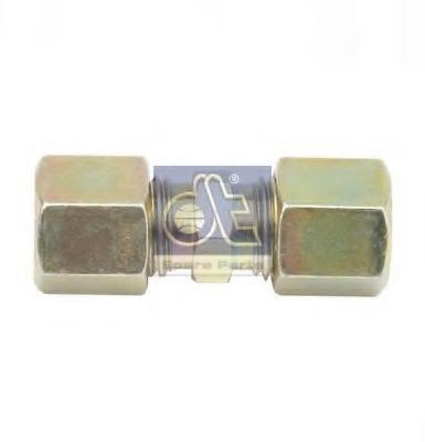 960007 DIESEL TECHNIC Соединитель шланга