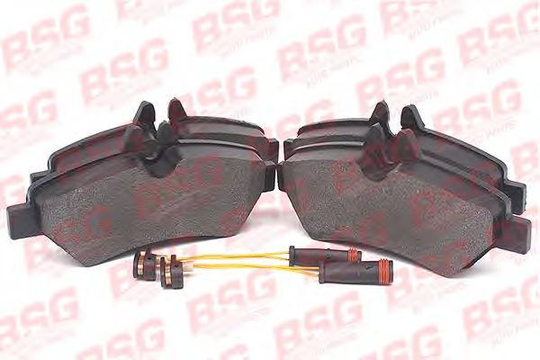 BSG60200012 BSG Тормозные колодки - задние
