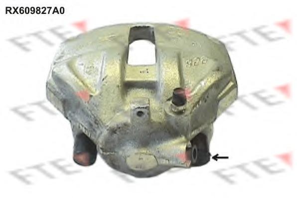 Тормозной суппорт FTE AUTOMOTIVE RX609827A0