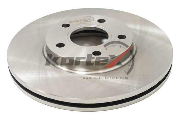 KD0225 KORTEX Диск торм. FORD TRANSIT CONNECT/TOURNEO CONNECT 02-13 перед.вент.(d=278mm)