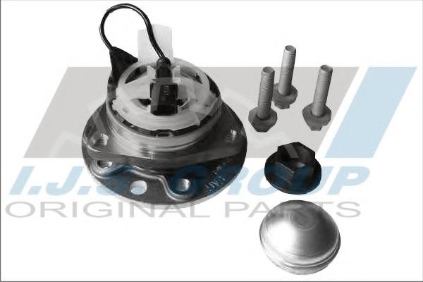 Комплект подшипника ступицы колеса IJS 101263
