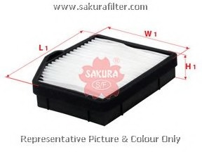 CA2803 SAKURA Фильтр