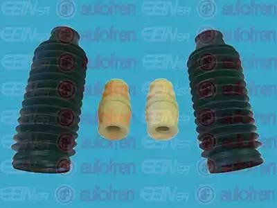 D5122 SEINSA AUTOFREN Отбойник и пыльник амортизатора, комплект