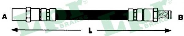 6T47984 LPR Тормозной шланг