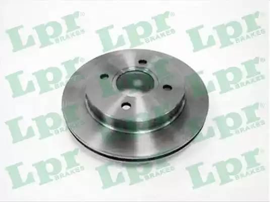 F1431V LPR/AP Тормозной диск