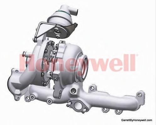 7854485005S GARRETT Турбина VW AUDI Skoda 2.0L   125Kw
