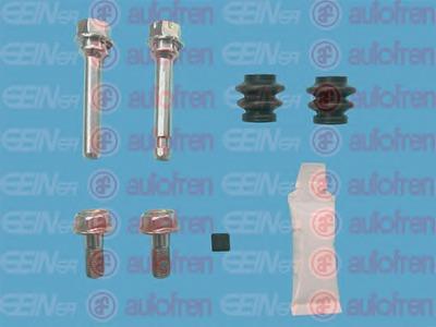 D7193C SEINSA AUTOFREN Комплект направляющей гильзы