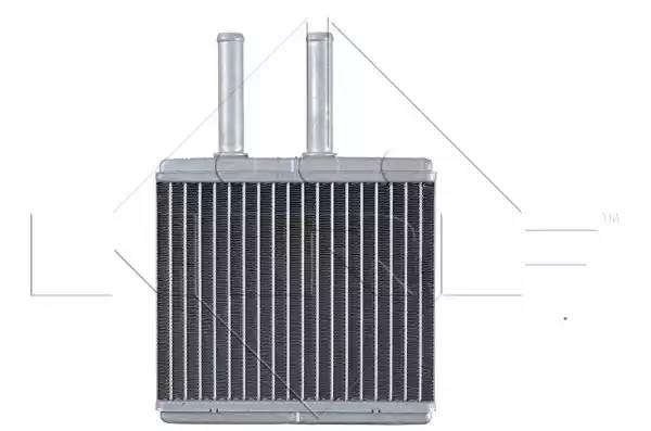 Теплообменник, отопление салона NRF 54269