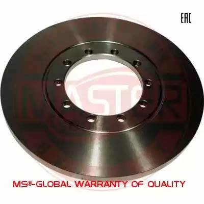 24011601261SETMS MASTER-SPORT Тормозной диск