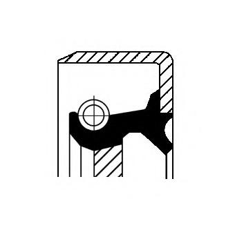 12017271B CORTECO Ступенчатая коробка передач
