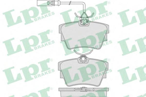 05P786 LPR Тормозная система