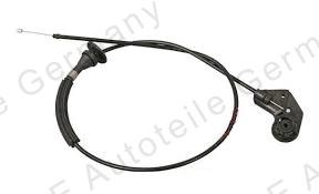 Трос привода капота HDE 1102010