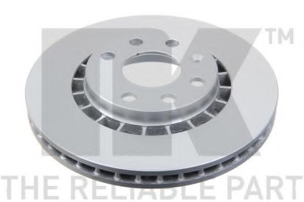 313613 NK Тормозной диск