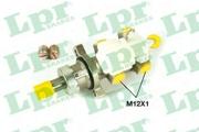 1280 LPR Тормозная система