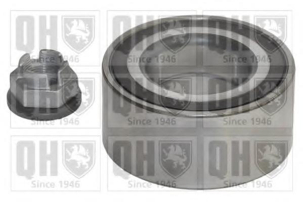Комплект подшипника ступицы колеса QUINTON HAZELL QWB1251