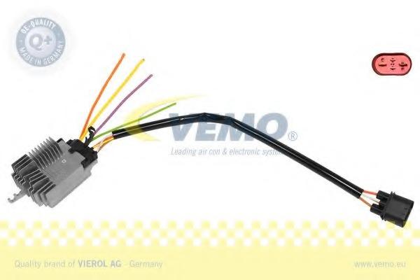 V10790021 VAICO VEMO Блок управления вентилятором