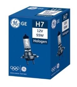 Автолампа H7 12V 55W PX26d/35017/58520U/General Electric GENERAL ELECTRIC 35017
