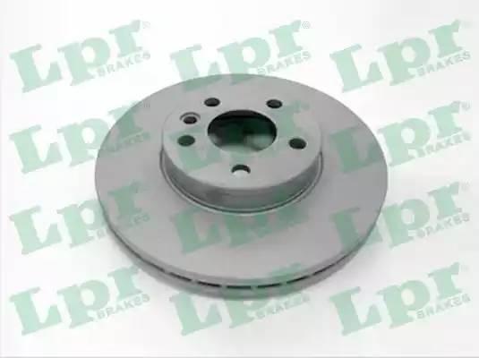F1004V LPR Тормозной диск