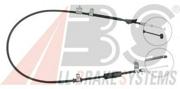 K15687 ABS Трос, стояночная тормозная система