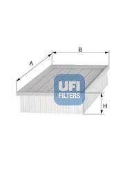 3083500 UFI Воздушный фильтр