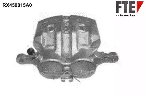 RX459815A0 FTE AUTOMOTIVE Суппорт тормозной