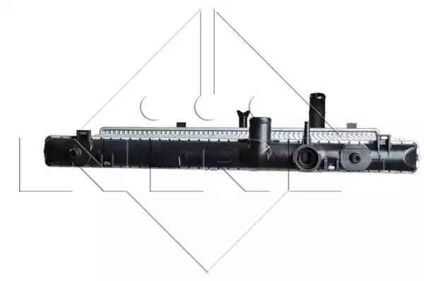Радиатор, охлаждение двигателя NRF 53582