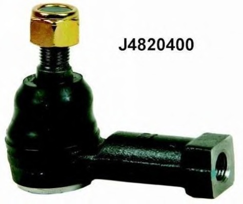 J4820400 NIPPARTS Наконечник поперечной рулевой тяги