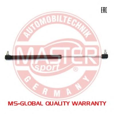 6308016PCSMS MASTER-SPORT Упругий элемент, крышка багажника / помещения для груза