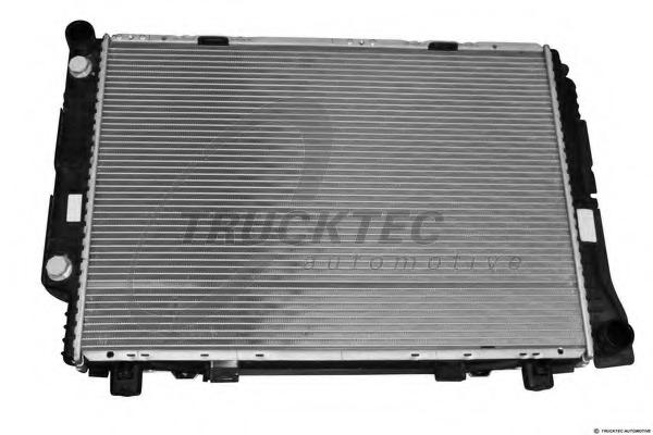 0240282 TRUCKTEC Радиатор