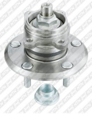 R18438 NTN-SNR Комплект подшипника ступицы колеса