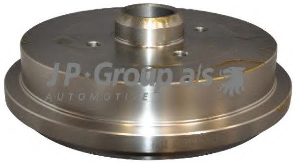 1163500700 JP GROUP Тормозной барабан