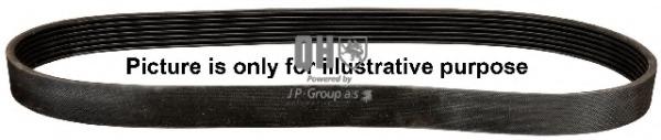 1518103809 JP GROUP Поликлиновой ремень
